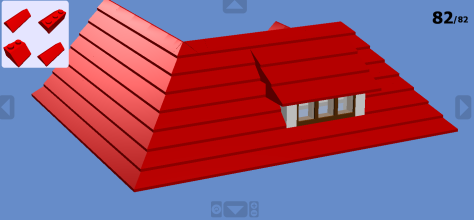 Lego Designer Roof Red Tiles from Jaystepher tutorial-5